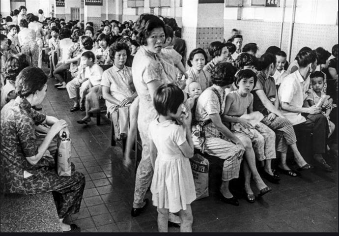 Hong Kong Grippe